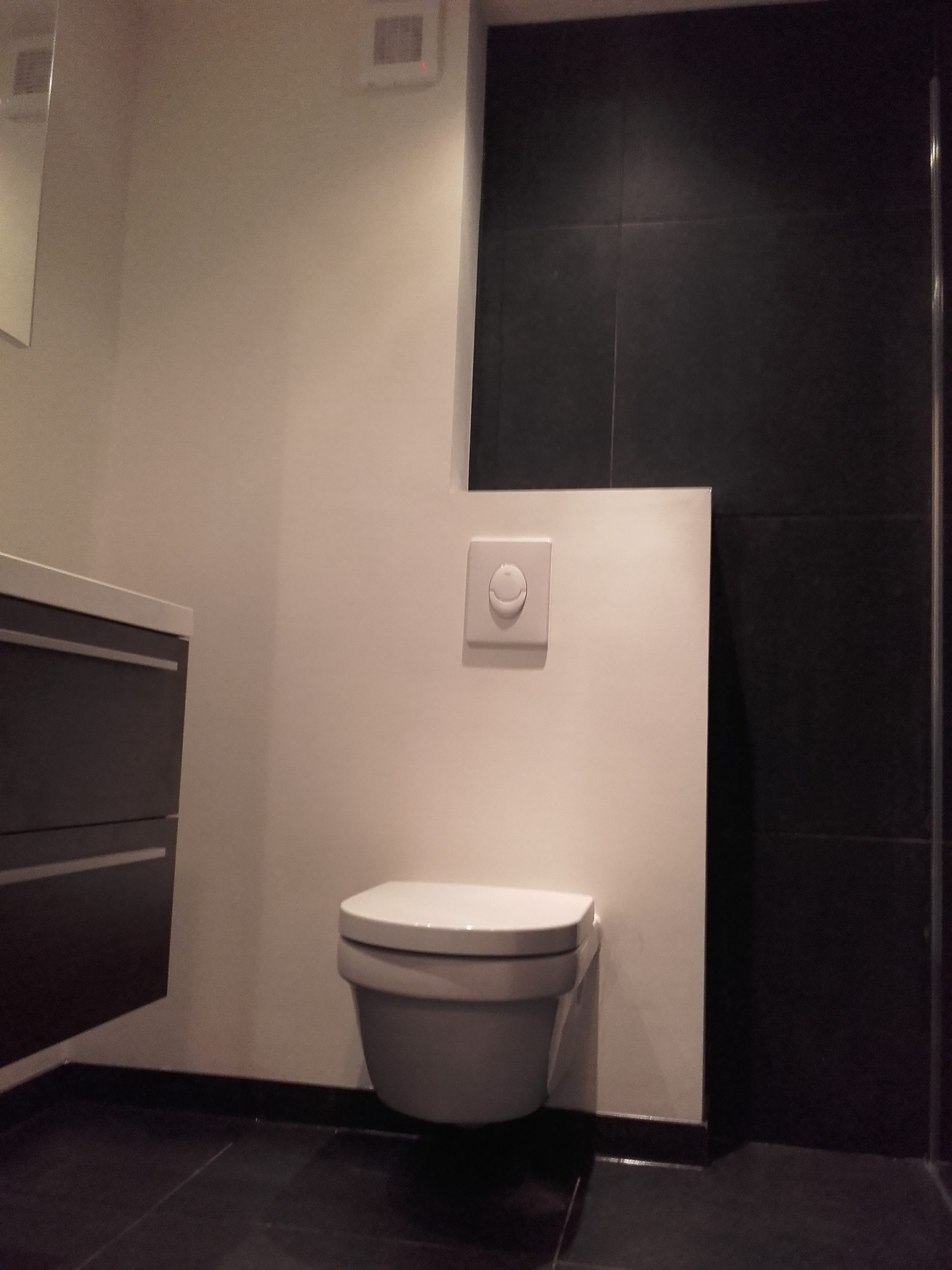 Badkamer verbouwen klusjesman rotterdam - Badkamer wc ...