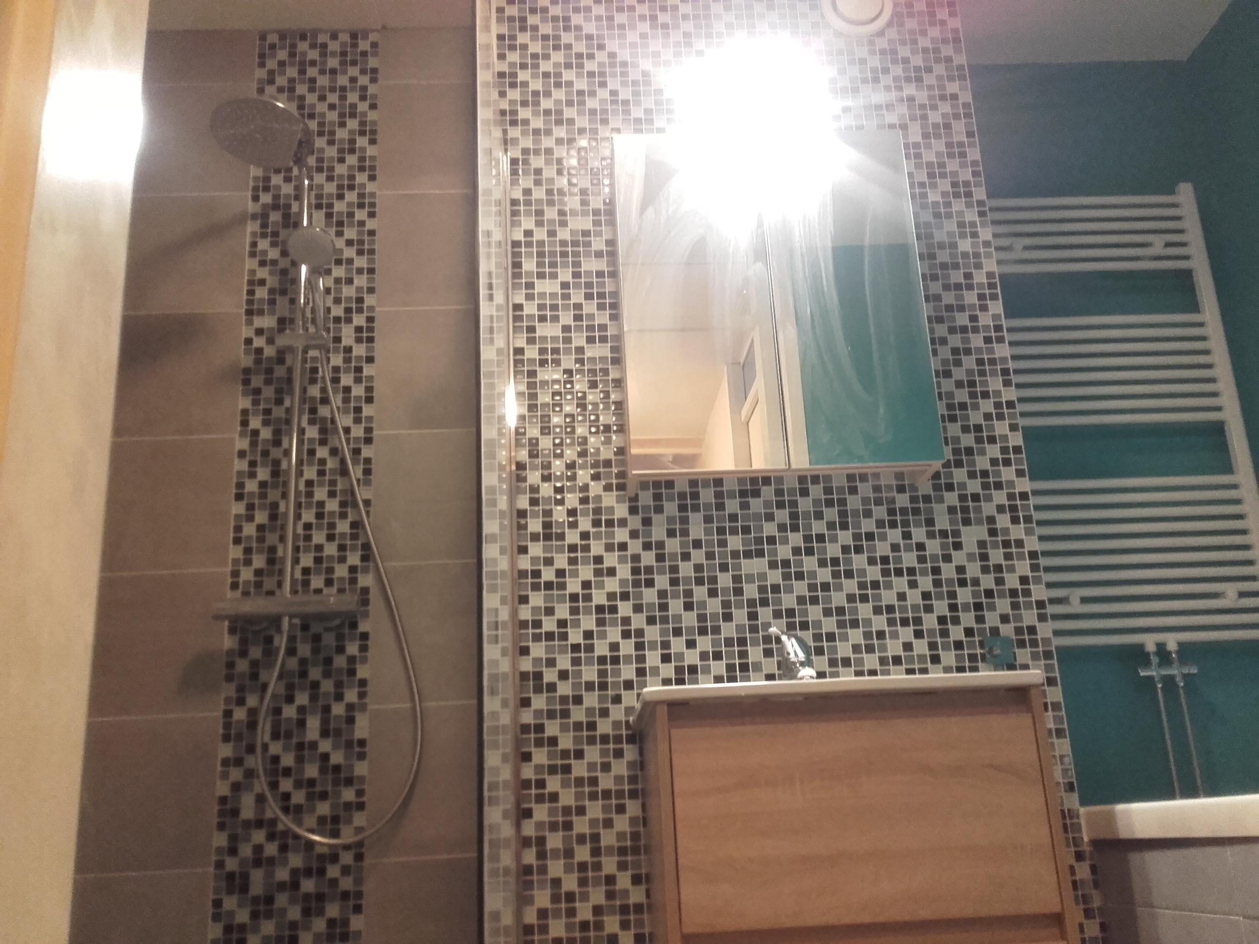 Badkamer Wastafel Plank